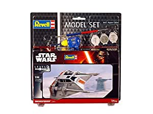 Revell Star Wars Episode VII Model Set Snow Speeder