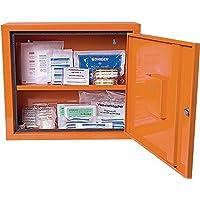 Verbandschrank orange SÖHNGEN 490x420x200mm Feinblech 1türig preisvergleich bei billige-tabletten.eu