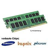 4GB (2x 2GB) DDR2800MHz (PC26400U) Lo DIMM RAM Memory Module Samsung Hynix Micron