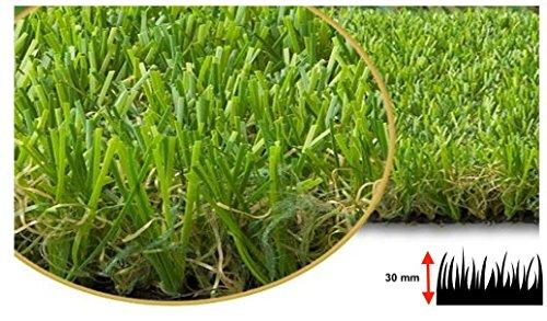 Zoom IMG-1 prato sintetico 30mm manto erboso
