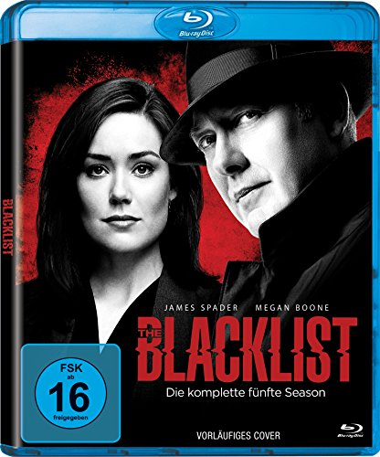 The Blacklist - Die komplette fünfte Season (6 Discs) [Blu-ray]