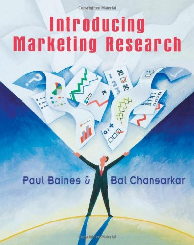 Introducing Marketing Research (Business)