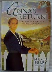 Anna's Return (Pleasant Valley, Book Three)