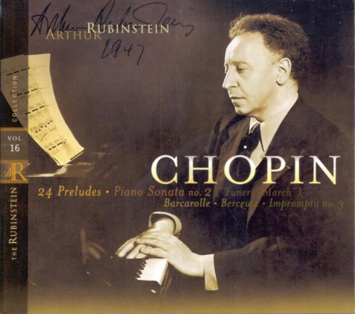 Rubinstein Collection, Vol. 16...