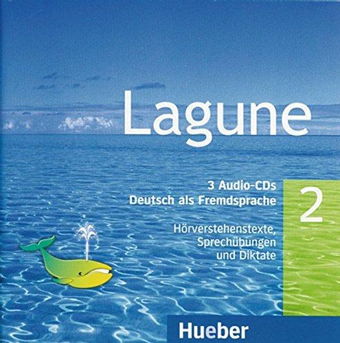 Lagune. Hörverstehenstexte, Sprechübungen und Diktate. Per le Scuole superiori: LAGUNE 2 CD (3)