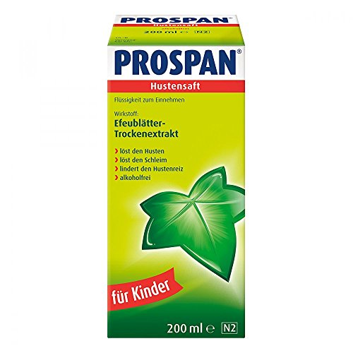 Prospan Hustensaft 200 ml