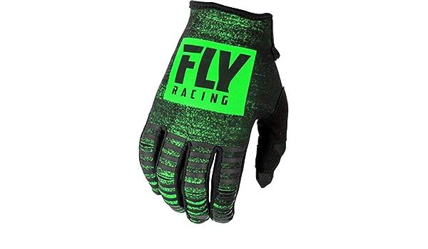 S, Vert Fly Racing Gants Mx 2019 Kinetic Noiz Vert Noir