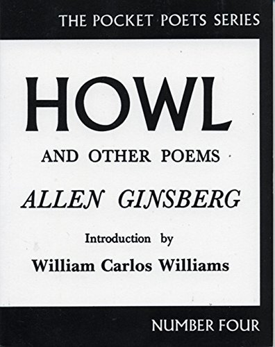Howl and Other Poems (Pocket Poets Series) por Allen Ginsberg