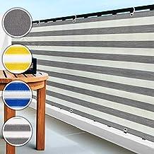 Casa Pura Balkon Sichtschutz UV Schutz