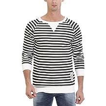 Vudu Men's Slim Fit Casual Sweatshirt2 (TA0064-M)