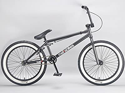 Mafiabikes Kush 2 20 inch BMX Bike GRAPHITE by Mafiabikes