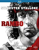 Rambo Trilogy-Ultimate Edition/Uncut [Blu-ray]