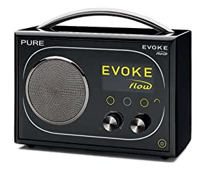 Pure Evoke Flow Portable DAB / FM / Internet Radio