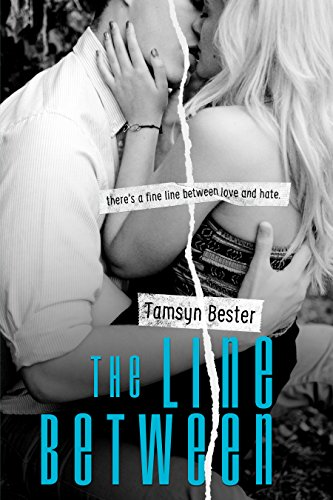 Buchseite und Rezensionen zu 'The Line Between (The Line Between #1) (English Edition)' von Tamsyn Bester