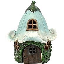 Guirnalda de casa casa de hadas para jardines de hadas ...