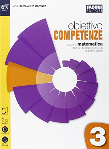 Obiettivo competenze. Quaderno. Per la Scuola media. Con espansione online: 3
