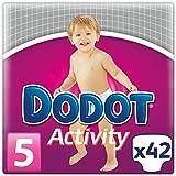 Dodot Activity - Pañales para bebé, talla 5, 42 unidades