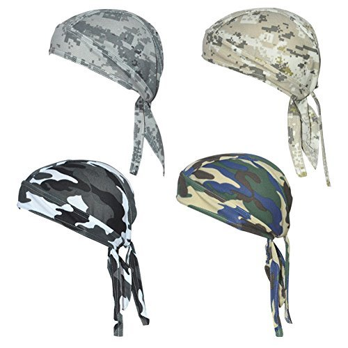 sweat-wicking-skull-cap-beanie-helmet-liner-for-cycling-accessories-adjustable-bandana-head-wrap-fit