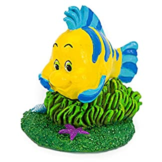Penn-Plax Little Mermaid Aquarium Ornament, Mini 10