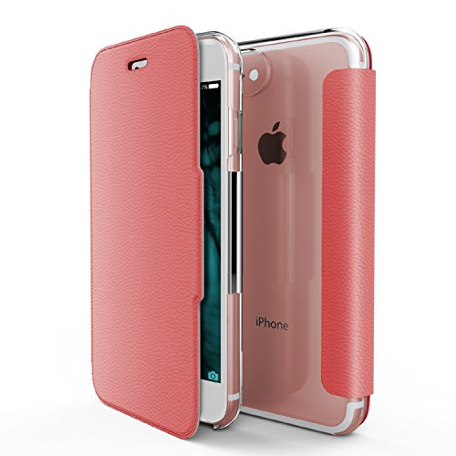 X-Doria Engage Folio Schutzhülle Clip-On Case Cover für iPhone 7 - Pink Pink