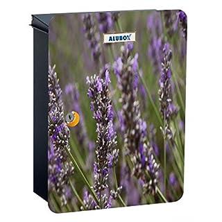 Letterbox Personalized Lavender Design