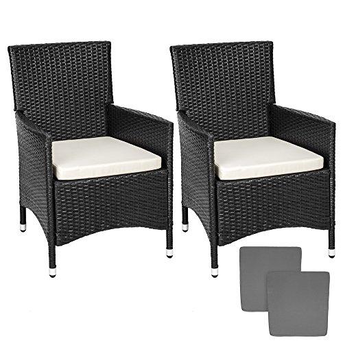 tectake-2-pezzi-sedie-da-esterno-sedia-da-giardino-poli-rattan-alu-poltrona-set-telaio-in-alluminio-