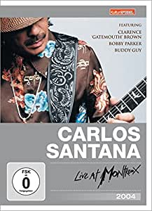 Carlos Santana - Live at Montreux 2004 (Kulturspiegel Edition) [2 DVDs]
