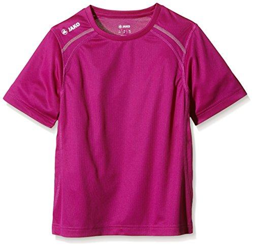 Jako Kinder T-Shirt Run, Fuchsia, 128, 6115