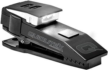 Quiqlite X LED Dual Weiß LED's inkl. Diffusoraufsatz XFLARE für Polizei und Feldjäger