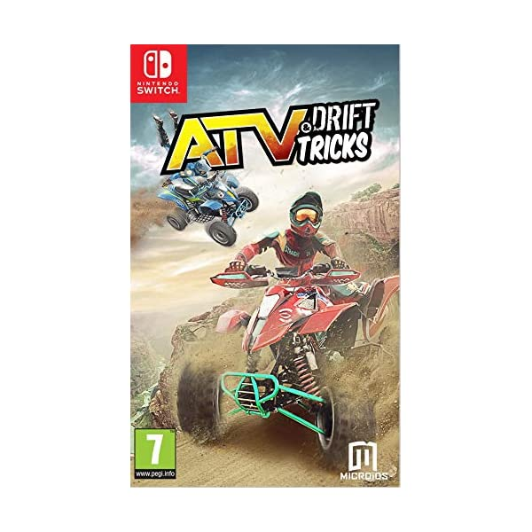 ATV Drift & Tricks – Nintendo Switch 51mNr4  2ByFL