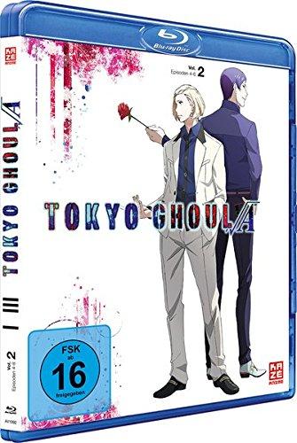 Tokyo Ghoul Root A (2. Staffel) - Vol. 2 [Blu-ray]