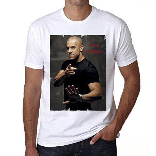 One in the City Vin Diesel tshirt herren, geschenk, herren t-shirt