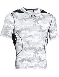 a5f66a4d434 Under Armour Hombre Gameday Armour Camuflaje de Manga Corta Camiseta  Interior térmica para Mujer - 00