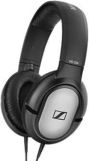 Sennheiser Hd 206 Over Ear Dj Headphones - Black