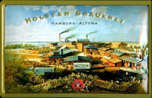 holsten-brasserie-hamburg-altona-rahmenlos-plaque-en-tle-mtallique-metal-sign-tin-20-x-30-cm