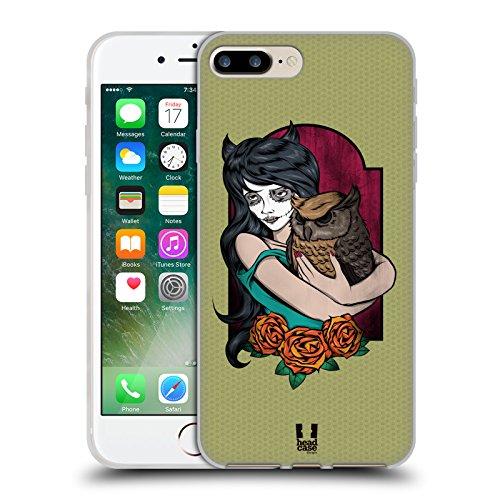 Head Case Designs Plettro Problemi Di Chitarra Cover Morbida In Gel Per Apple iPhone 7 / iPhone 8 Betsayda