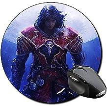 Castlevania Lords Of Shadow Alfombrilla Redonda Round Mousepad PC