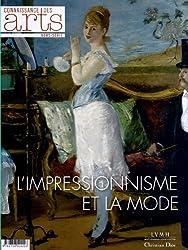 Connaissance des Arts, Hors-série N° 550 : L'impressionisme et la mode