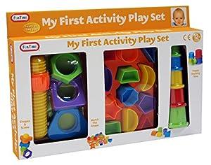 Tiempo de la diversión mi Primer Juego de Actividad (Multicolor)
