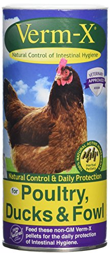 Verm-X  Pellets for all Poultry, 250 g Test