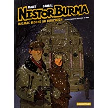 Nestor Burma, BD Tome 9 : Micmac moche au boul'mich