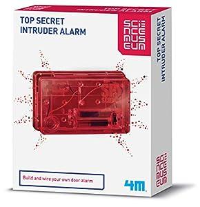 Science Museum - Alarma top secret anti-intrusos,  embalajes y los colores aleatorios