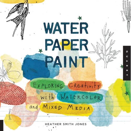Quarry Books-Water Paper Paint