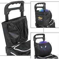 Motiv Stretch Add A Bag- Black by MOTIV Bowling Products