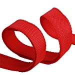 Katomi Dog Pet Puppy Training Obedience Lead Leash (1.8m*2cm, red) 10