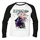 Photo de Epica - The Holographic Principle - Baseball - Langarmshirt/Longsleeve par Epica