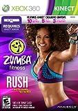 DIGITAL BROS ZUMBA FITNESS: RUSH. XBOX 360 SX2Z06