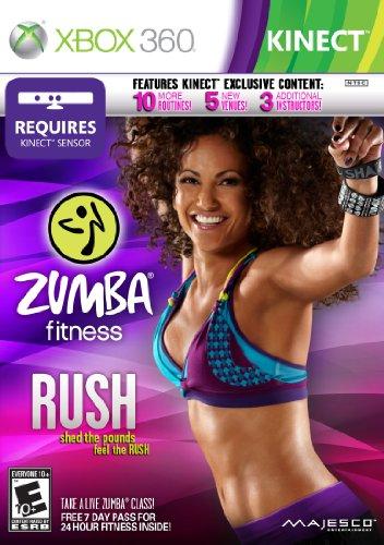 DIGITAL BROS ZUMBA FITNESS: RUSH. XBOX 360 SX2Z06 - Zumba 360