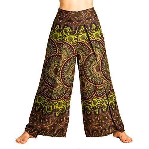 PANASIAM Sunshine Pants Two in Brown