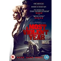 A Most Violent Year [DVD] by Oscar Isaac